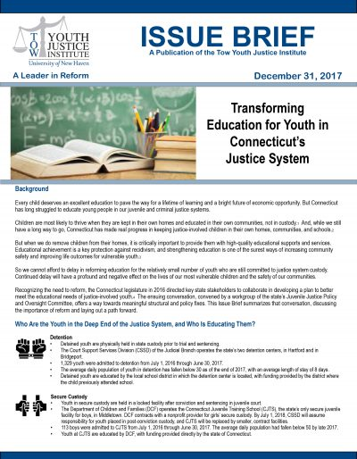 Education System Issue Brief 12-31-17Final