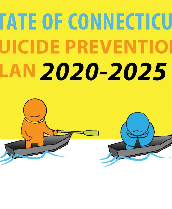 Connecticut's Suicide Prevention Plan 2025 has been released